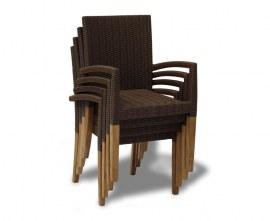 St. Moritz Stacking Garden Chair