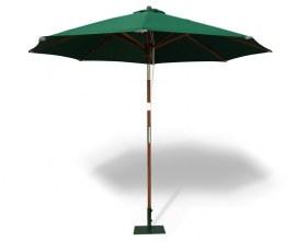 2.5m Parasol, Octagonal, FSC Eucalyptus Hardwood