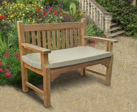 Turners Outdoor Wooden Bench