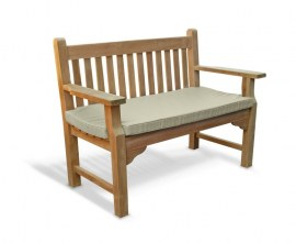 Turners Solid Wood Park Bench