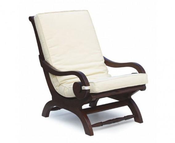 Monte Carlo Plantation Chair Cushion