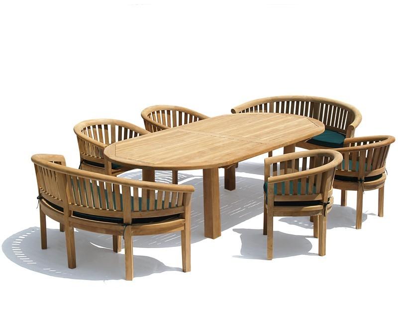 Teak Garden Dining Set