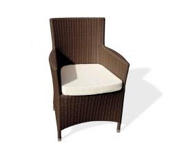 Verona Rattan Garden Armchair Cushion