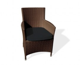 Verona Rattan Seat Pad