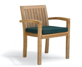 Sissinghurst Teak Table and Antibes Chairs