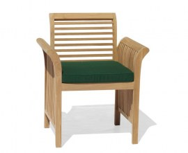 Richmond Teak Armchair with Cushion