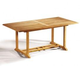 Winchester Rectangular Teak Garden Dining Set