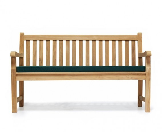Hampton 8 Seater Rectangular 1.5m Table with York Benches & Armchairs