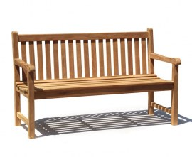 York 3 Seater Benches