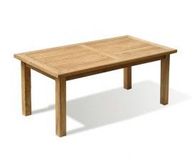 Gladstone Teak Rectangular Dining Table - 1.8 x 0.9m
