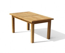 Gladstone Teak Rectangular Dining Table - 1.5 x 0.9m