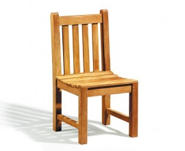 York Teak Garden Dining Chair