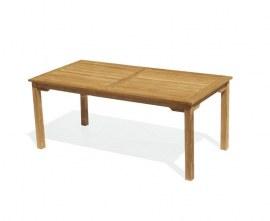 Hampton Teak Garden Dining Table