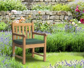 Winchester 8 Seater Garden Dining Set with York Chairs