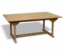 Dorset Outdoor Extendable Table
