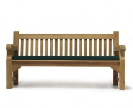 Balmoral Teak Garden Bench