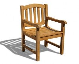 Kennington Teak Garden Armchair