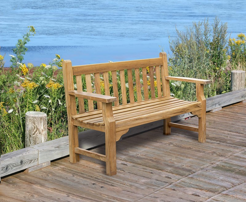 Turners 4ft Garden Bench
