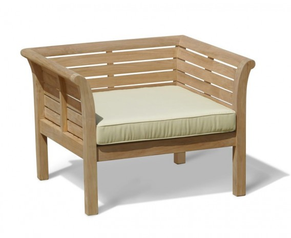 Mustique Teak Daybed Chair