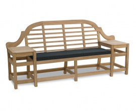 Tewkesbury 3 Seater Bench Cushion