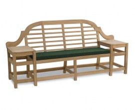 Tewkesbury Garden Bench Seat Pad