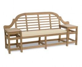 Tewkesbury Outdoor Bench Cushion Pad