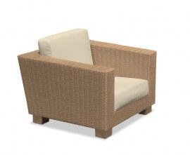 Calypso Wicker Outdoor Armchair