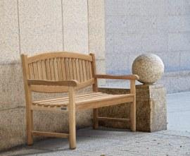 Kennington Teak Garden Bench