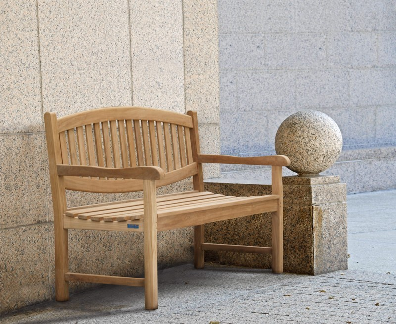 Kennington Teak Garden Bench