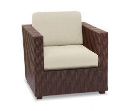 Verona Outdoor Rattan Armchair