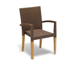 Stacking Garden Dining Chair
