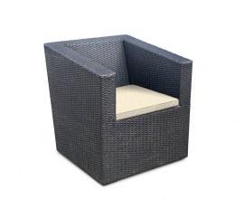 Azure Rattan All Weather Wicker Armchair
