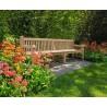 Gladstone Large Wooden Park Bench