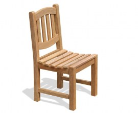 Kennington Teak Outdoor Dining Chair