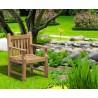 Turners Teak Outdoor Armchair