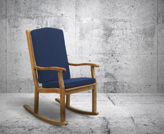 Teak Garden Rocking Chair