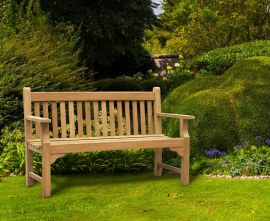 Turners 3 Seater Outdoor Bench