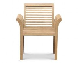 Richmond Teak Garden Chair with Arms