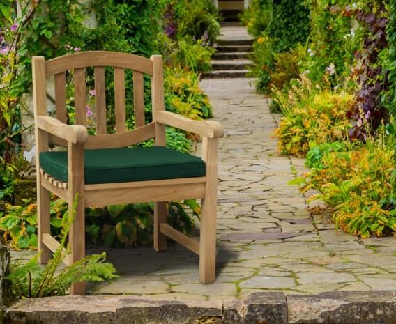 Teak Garden Armchair