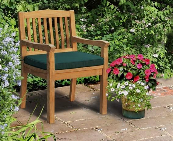 Winchester Teak Outdoor Armchair