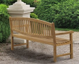 Kennington Teak Outdoor Bench
