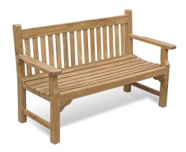 Turners Traditional Park Bench