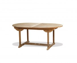 Oxburgh Wooden Garden Dining Table