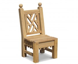 Churchill Teak Decorative Chair