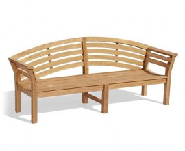 Wellington Decorative Garden Bench