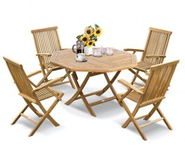 Lymington Octagonal Dining Set