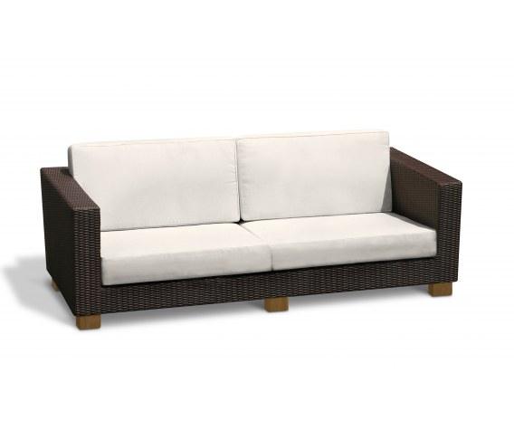 Calypso 4 Seater Rattan Garden Sofa