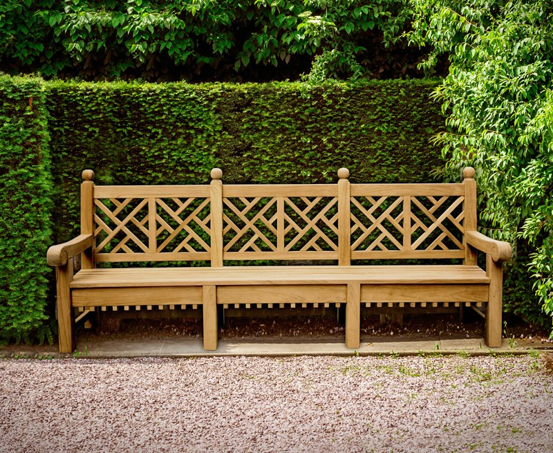 Churchill Decorative Garden Bench
