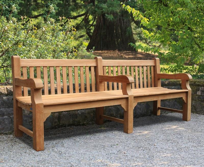 4 Seater Garden Bench