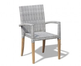 St. Moritz Rattan Dining Chair